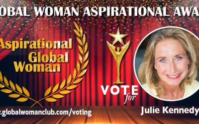 Interview with Julie Kennedy, Global Woman magazine