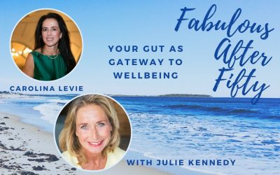 Fabulous After Fifty! Episode 3 – Carolina Levie – Your Gut As Gateway To Wellbeing