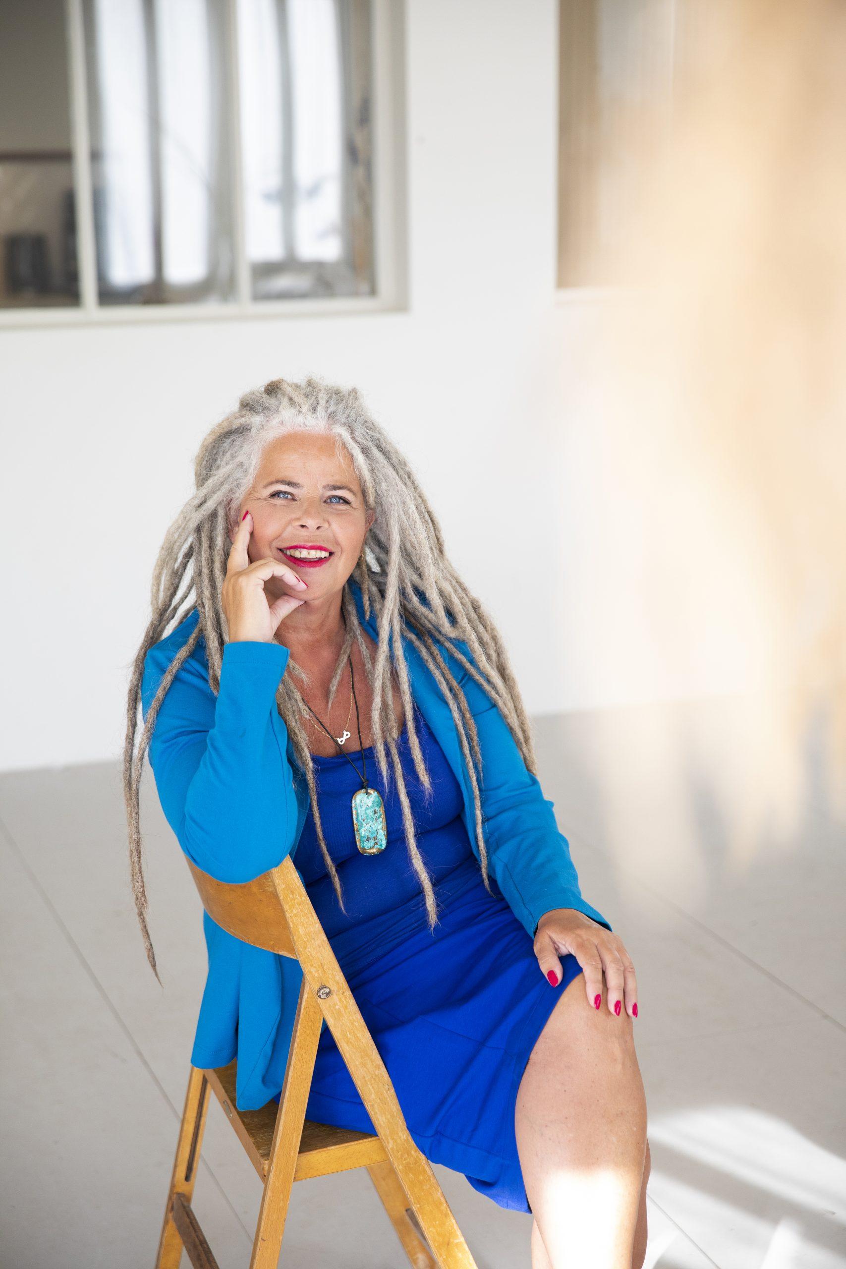 Carla van der Leeden for fabulous after Fifty podcast!