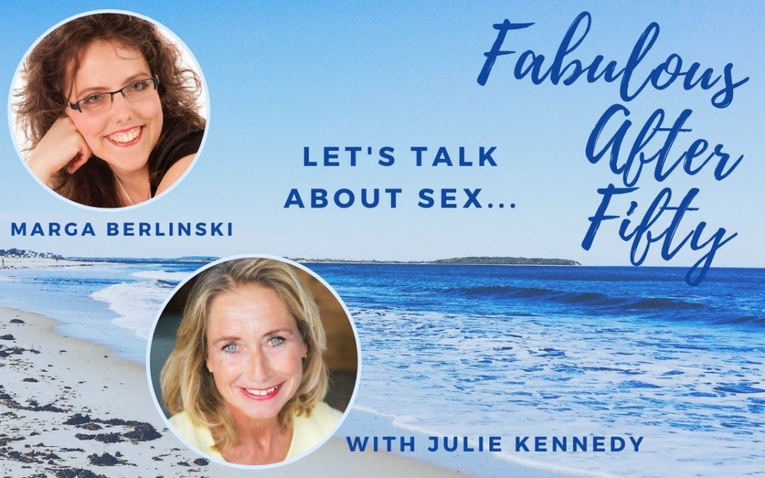 Marga Berlinski for Fabulous After Fifty! podcast